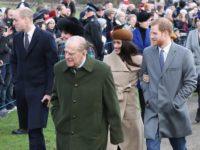 Скупой комментарий: принц Гарри и Меган Маркл публично отреагировали на смерть принца Филиппа
