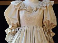 Свадебное платье принцессы Дианы будет выставлено в Кенсингтонском дворце