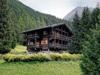 Дом-легенда: альпийская хижина по проекту Карло Моллино