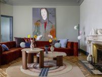 Дом основательницы марки Magic Circus Editions Мари-Лиз Фери в Лионе