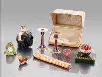 Коллекция Фаберже на аукционе Christie's