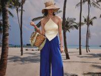 Кроше, бермуды и платья из льна: коллекция российского бренда SHI-SHI, которая создана для идеального отпуска