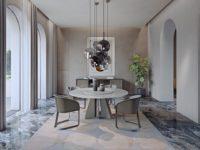 Новый стол Milano итальянской марки Turri