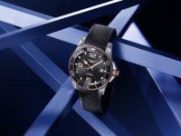 Ода спортивной элегантности— часы Longines HydroConquest в двухцветном исполнении