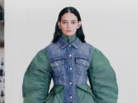 Платья для современных панк-принцесс: коллекция Alexander McQueen Pre-Fall 2021