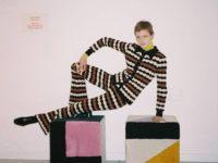 Плетеные брюки, трикотажные трусы и самые модные кожаные костюмы в коллекции израильского бренда Dodo Bar Or