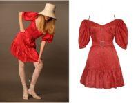 Red Spring: корсетное платье Laroom
