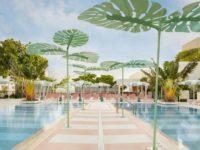 The Goodtime Hotel: атмосферный отель в Майами по дизайну Кена Фалка