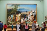 В Третьяковской галерее приостановили работу выставки о романтизме в России и Германии