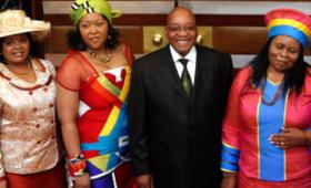 В ЮАР хотят разрешить многомужество