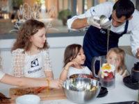 «Дачное детство»: как прошло открытие нового кулинарно-садоводческого пространства Electrolux для детей и родителей на ВДНХ