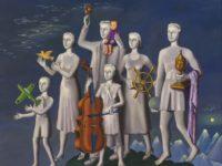 Коллекция работ Гриши Брускина на аукционе Christie's