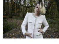 Королева лесов: Кристен Стюарт в магической кампании Chanel Métiers d'art 2020/21