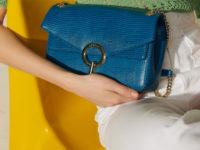 Крупным планом: сумка Sandro на каждый день