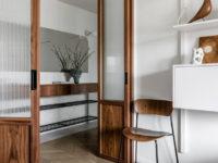 Легкая и светлая квартира 50 м² для хозяйки кондитерской