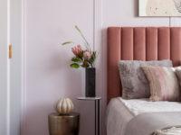 Розовый + серый в интерьере: 25 проектов