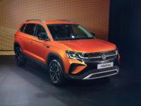 В России состоялась премьера Taos— нового SUV марки Volkswagen