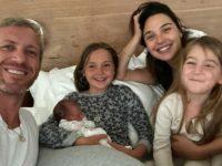 В семье Чудо-женщины пополнение: Галь Гадот родила дочь