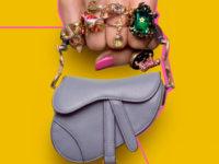 Ваши любимые сумки Dior теперь доступны в микроразмере