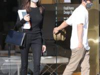 Анджелина Джоли в очень узких джинсах, наконец, продемонстрировала головокружительную фигуру