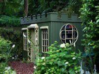 Беседка в саду: полезные советы и примеры