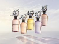 Большой всплеск: флаконы Фрэнка Гери для ароматов Louis Vuitton