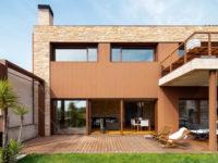 Экологичный дом с солнечными батареями и камином в Таррагоне