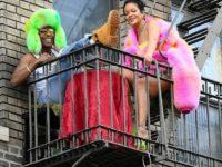 Если вы не знаете, как удивить своего партнера, устройте ему свидание на балконе, как это сделал ASAP Rocky для Рианны