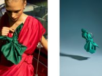 Green summer: атласная сумка Madame Chatelet, которая станет самым красивым аксессуаром в вашем гардеробе