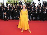 Королева любой красной дорожки: ослепительная Хелен Миррен на Каннском кинофестивале
