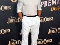 Не только британские принцессы, но и Дуэйн Джонсон носит кремовый Dolce & Gabbana и выглядит потрясающе
