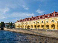 Новый отель Holiday Inn в Санкт-Петербурге