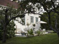 Отреставрированный дом XIX века в Швеции