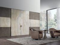 Шик, блеск, красота: межкомнатные двери Aluminimum Chic от Longhi