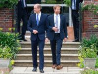 Слово в слово: что сказал принц Уильям своему брату Гарри при встрече?