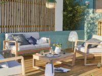 Уход за садовой мебелью: главные правила
