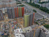 Высота 11 секций на двух корпусах II очереди проблемного ЖК «Царицыно» увеличилась на два этажа
