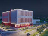 В жилом комплексе «Город на реке Тушино-2018» построят теннисный центр