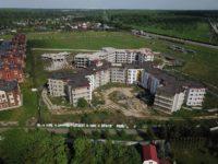 Для возобновления работ на проблемном ЖК «Остров Эрин» переоформлено разрешение на строительство
