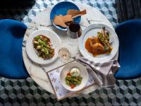 Берлинский ресторан Арама Мнацаканова MINE снова попал в гид Michelin 2021