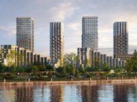 По «новой» схеме девелопер «Эталон» строит более 370 000 кв. метров недвижимости в Москве