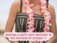 Как Кейт Миддлтон и королева Елизавета II поздравили Меган Маркл с днем рождения