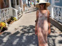 Неземная красота: Наталья Водянова в шелковой комбинации на голое тело