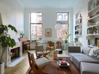 С чистого листа: квартира в доме XIX века в Нью-Йорке