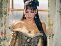 Такой вы ее еще не видели: Дуа Липа в платье XVIII века