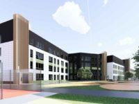В жилом комплексе «Кленовые Аллеи» построят образовательный центр на 1225 детей