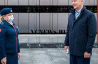 Сергей Собянин провел технический пуск юго-западного участка БКЛ метро
