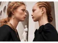 Безупречна: первая рекламная кампания Кима Джонса для Fendi