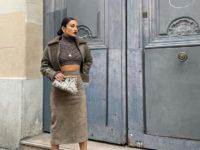 Какую юбку купить на осень? Дизайнер Амина Муадди показывает самую модную