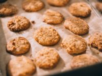 Рецепт дня: абрикосово-кокосовое печенье без сахара